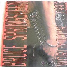 Revistas de música: BRUCE SPRINGSTEEN HUMAN TOUCH WORLD TOUR 1993 PROGRAMA DE GIRA TOUR BOOK TOURBOOK. Lote 38105076
