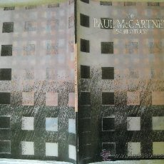 Revistas de música - PAUL MCCARTNEY 1989 PROGRAMA DE GIRA TOUR BOOK tourbook - 38137570