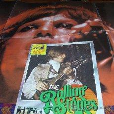 Revistas de música: POPULAR 1 ESPECIAL ROLLING STONES 62 69 Y 70 79 CON PÓSTERS Y CON REGALO. RAROS!!!!!. Lote 38429125