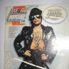 Revistas de música: REVISTA POPULAR 1 Nº336 DIEZ AÑOS SIN FREDDIE MERCURY. Lote 38613877