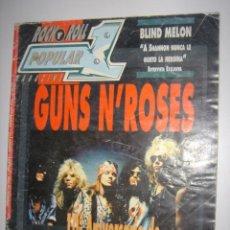 Revistas de música: REVISTA POPULAR 1 Nº286 GUNS N´ROSES. Lote 38613935
