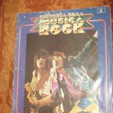 Revistas de música: HISTORIA DE LA MUSICA ROCK. Nº 2. ORBIS. PORTADA CON ROLLING STONES. Lote 39475662