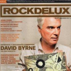 Revistas de música: ROCKDELUX N. 319 JULIO-AGOSTO 2013 - INCLUYE CD (PRECINTADA). Lote 40834988