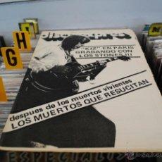 Revistas de música: REVISTA DISCO EXPRES 1977 ROLLING STONES. Lote 40919846