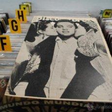 Revistas de música: REVISTA DISCO EXPRES 1977 ELVIS PRESLEY. Lote 40919874