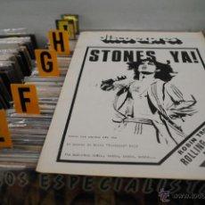 Revistas de música: REVISTA DISCO EXPRES 1976 ROLLING STONES. Lote 40920170