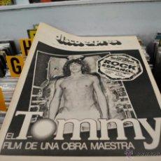 Revistas de música - REVISTA DISCO EXPRES 1975 THE WHO TOMMY - 40920764