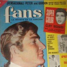 Revistas de música: FANS 4. Lote 122083595