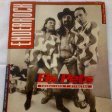 Revistas de música: REVISTA ENDERROCK Nº 16 GEN-FEB 96 ELS PETS - ROCK CATALÀ - COLECCIONISTES. Lote 41370705