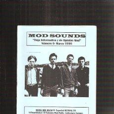 Revistas de música: MOD SOUNDS 8. Lote 41523296