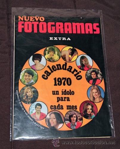 NUEVO FOTOGRAMAS ESPECIAL 1970 MASSIEL MARISOL JUNIOR SERRAT RAPHAEL SEVILLA KARINA MONTIEL (Música - Revistas, Manuales y Cursos)