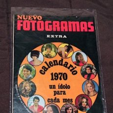 Revistas de música: NUEVO FOTOGRAMAS ESPECIAL 1970 MASSIEL MARISOL JUNIOR SERRAT RAPHAEL SEVILLA KARINA MONTIEL . Lote 42402948
