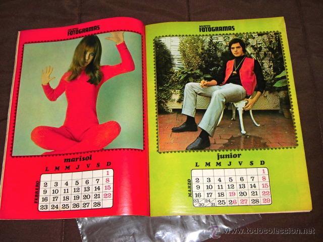 Revistas de música: NUEVO FOTOGRAMAS ESPECIAL 1970 MASSIEL MARISOL JUNIOR SERRAT RAPHAEL SEVILLA KARINA MONTIEL - Foto 2 - 42402948
