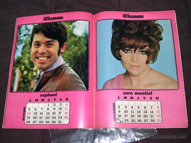 Revistas de música: NUEVO FOTOGRAMAS ESPECIAL 1970 MASSIEL MARISOL JUNIOR SERRAT RAPHAEL SEVILLA KARINA MONTIEL - Foto 6 - 42402948