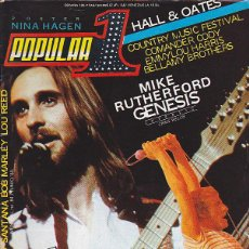Magazines de musique: REVISTA MUSICAL POPULAR 1 Nº 84. Lote 42544518