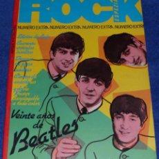 Revistas de música: ROCK ESPEZIAL EXTRA Nº 4 - 20 AÑOS DE BEATLES. Lote 42701584