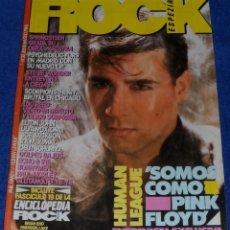 Revistas de música: ROCK ESPEZIAL Nº 35 - HUMAN LEAGUE / SPRINGSTEEN / REM / THE METEORS - EX (1984). Lote 42701599