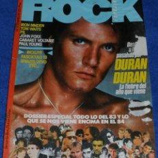 Revistas de música: ROCK ESPEZIAL Nº 29 - IRON MAIDEN DURAN DURAN 1984). Lote 42701615