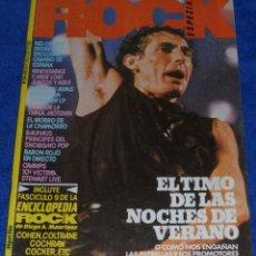 Revistas de música: ROCK ESPEZIAL Nº 24 - MIGUEL RÍOS (1983). Lote 42701627