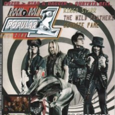 Musikzeitschriften - POPULAR 1 N. 485 MARZO 2014 - EN PORTADA: MOTLEY CRUE (NUEVA) - 57100254