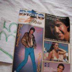 Magazines de musique: ANTIGUA REVISTA - DISCO HOW - ENVIO GRATIS A ESPAÑA . Lote 42922330