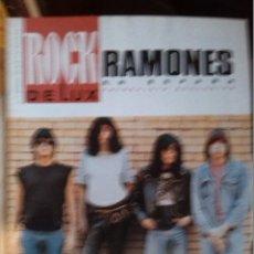 Revistas de música: ROCK DE LUX -Nº 49 FEBRERO 1989 -RAMONES -PORTADA Y ENTREVISTA EXCLUSIVA. Lote 43065124