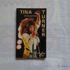 Revistas de música: TINA TURNER - ANDRES RODRIGUEZ ROCK POP CATEDRA 1987. Lote 43654761