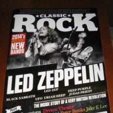 Revistas de música: REVISTA CLASSIC ROCK Nº 193 - LED ZEPPELIN. Lote 43790780
