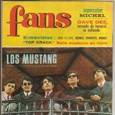 Revistas de música: MITICA REVISTA FANS Nº100 VER FOTOS DE CONTENIDOS Y POSTER MAS REVISTAS EN MI TIENDA VISITALA. Lote 43945451