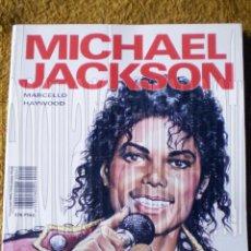 Revistas de música: EUROCOMIC MICHAEL JACKSON-MARCELLO HAYWOOD 1988 NUEVO TAPA SEMIDURA . Lote 44183081