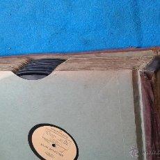 Revistas de música: ANTIGUO CURSO DE INGLES EN VINILO. 30 DISCOS. Lote 44874898