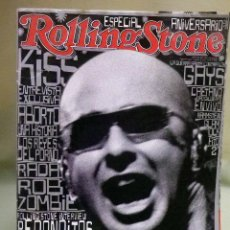 Revistas de música: REVISTA ROLLING STONE, Nº 13, ESPECIAL ANIVERSARIO, REDONDITOS DE RICOTA, ABRIL 1999. Lote 44927334