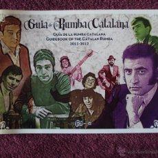 Revistas de música: GUIA DE LA RUMBA CATALANA (FORCAT 2011) PERET CHIPEN LA PEGATINA LA TROBA KUNG-FU LOS AMAYA. Lote 44994492