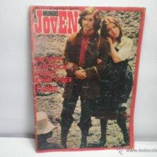 Revistas de música: REVISTA MUNDO JOVEN - Nº 193 - ANA BELEN Y VICTOR MANUEL - BEATLES. Lote 45516853
