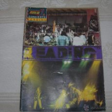 Revistas de música: POPULAR 1 // CONCIERTO READING ´75. Lote 45575041