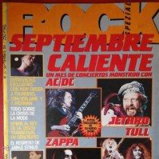 Revistas de música: ROCK ESPEZIAL Nº 37 SEPTIEMBRE 1984. Lote 45798657