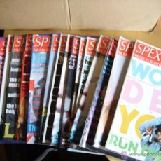 Revistas de música: SPEX --- LOTE 17 REVISTAS. Lote 46461860