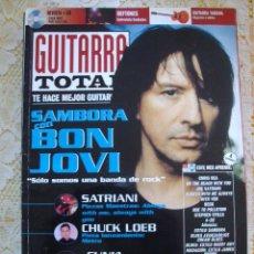 Revistas de música: REVISTA GUITARRA TOTAL CON CD NUMERO 29. Lote 46678642