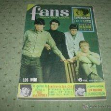 Revistas de música - LOS WHO fans 35 - 47092471