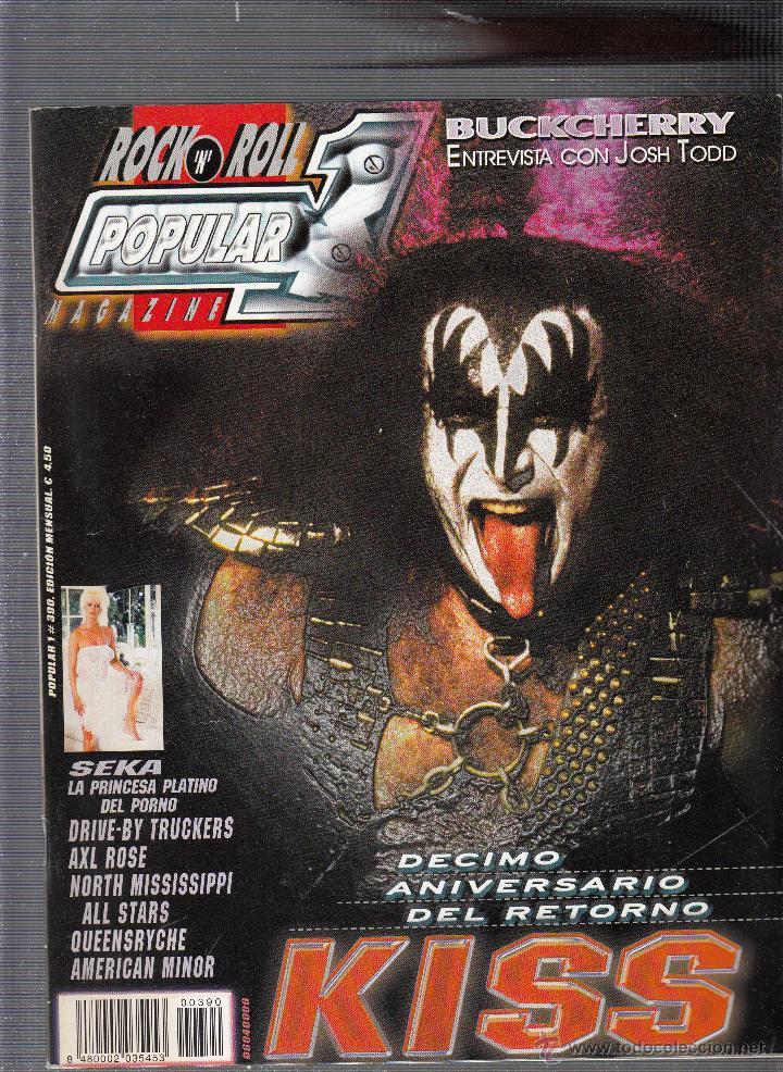 POPULAR 1 Nº 390 (Música - Revistas, Manuales y Cursos)