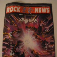 Revistas de música: ROCK NEWS Nº 34 REVISTA. Lote 47448538