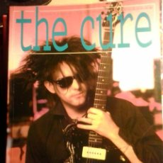 Revistas de música: THE CURE-RICHARD FRANCIS BOURBON. Lote 47887920