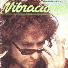 Revistas de música: REVISTA VIBRACIONES Nº 44 MAYO 1978 BOB DYLAN IGGY POP -VIBS DETROIT (MC5 STOOGES MITCH RYDER). Lote 48076855