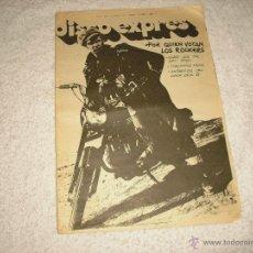 Revistas de música: DISCO EXPRES Nº 430 . 1977. EN PORTADA EDDIE AND THE HOT RODS , THELONIUS MONK ,AMON DUUL II. Lote 49537041