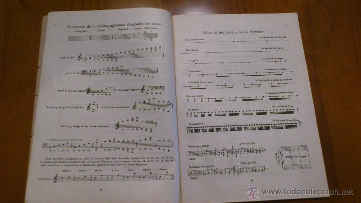 Revistas de música: ANTIGUO CURSO DE PIANO DE F. BEYER- EDITORIAL BOILEAU - Foto 3 - 49584971