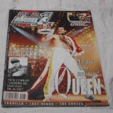 Revistas de música: POPULAR 1 Nº 434. QUEEN. DENNIS HOPPER. THE HANGMEN. NICK CURRAN. SIDO FAN DE AC/DC. LOQUILLO.. Lote 49648179