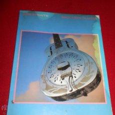 Revistas de música: DIRE STRAITS BROTHERS IN ARMS 1985 LIBRO PARTITURAS 53 PAGINAS (FALTAN 6 PAGINAS). Lote 49977065