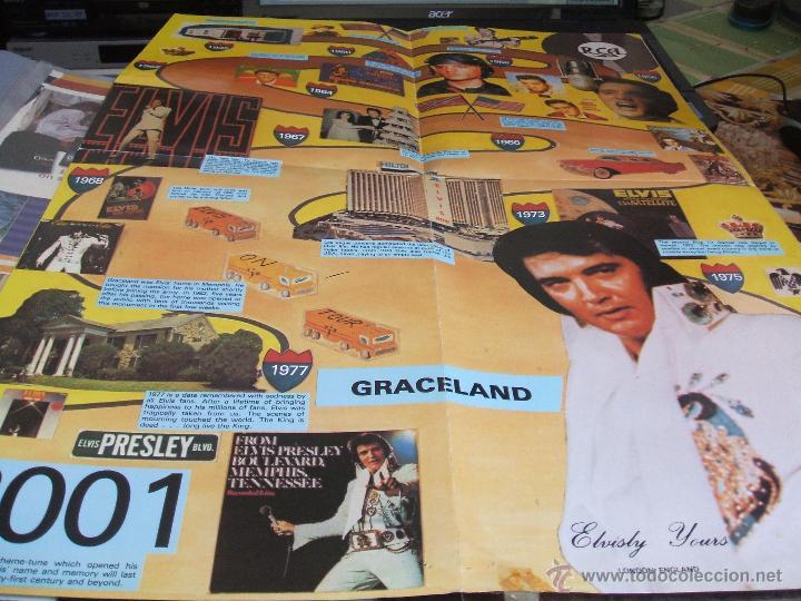 Revistas de música: ELVIS PRESLEY - ELVISLY YOURS Issue nº 6. Año 1982. Reino Unido - Foto 3 - 50035434