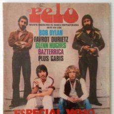 Revistas de música: PELO. ESPECIAL THE WHO. AÑO VIII. Nº 84. ANTIGUA REVISTA ARGENTINA DE MUSICA ROCK. EXCELENTE ESTADO.. Lote 50171305