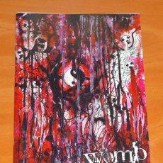 Revistas de música: WOMB [RIDE FOR REVENGE, SATURNIAN MIST, COSMIC CHURCH...] - ISSUE 2 - FANZINE. Lote 50427513